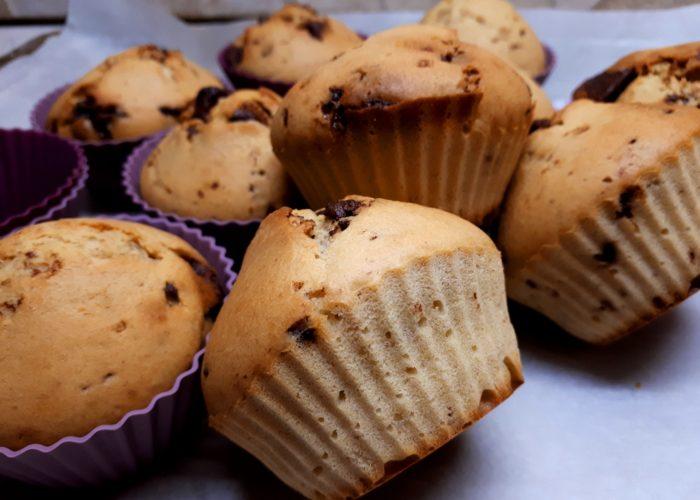 Szénhidrátcsökkentett muffin