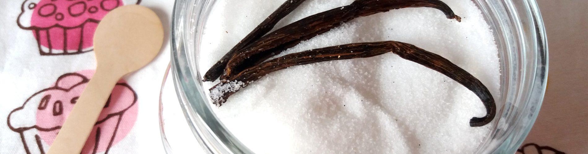 Vaníliás cukor helyett vaníliás édesítő
