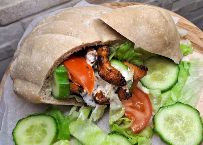 Diétás pita Dia Wellness szénhidrátcsökkentett lisztből